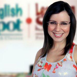 "Carla Angola ""Aprendo mucho, gracias a English Spot"""