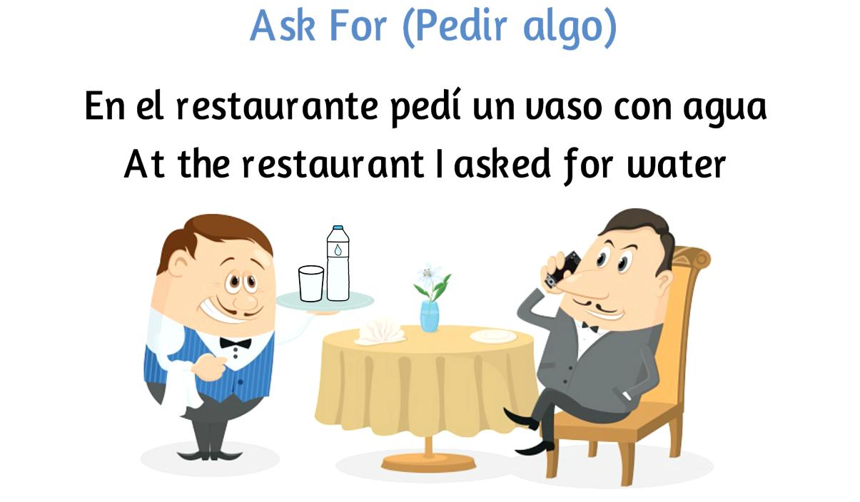 [Ask for vs. Ask to] y más: Preposiciones en Inglés fáciles de confundir