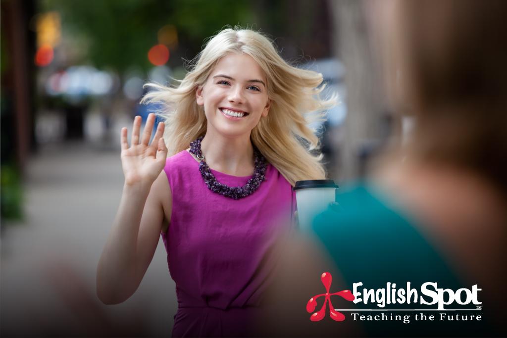 Conversaciones en inglés: 10 formas de decir hola en inglés!