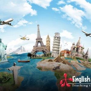 Explora el mundo hablando inglés