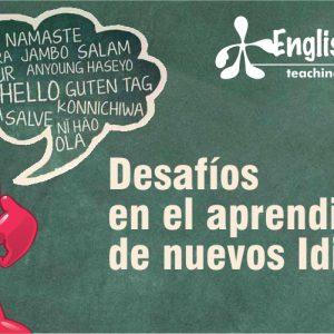 Ganancias y Desafíos al aprender un nuevo idioma
