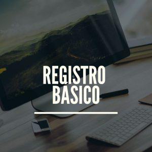 Registro Basico
